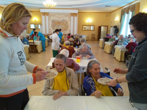 Семья волонтеров из Франции (5)