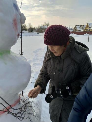 Снежная арт-терапия (9)