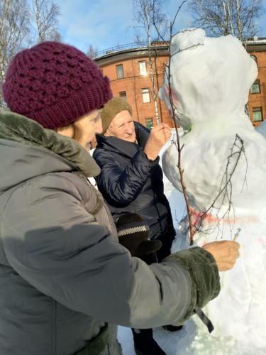 Снежная арт-терапия (8)