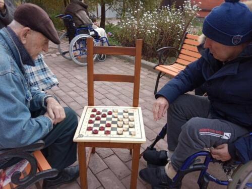 Шашечный турнир (1)
