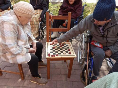 Шашечный турнир (10)