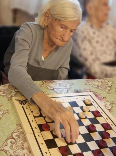 Шашечный турнир (12)