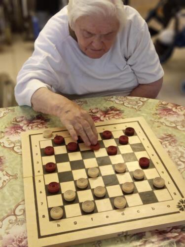 Шашечный турнир (13)