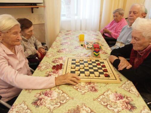 Шашечный турнир (14)
