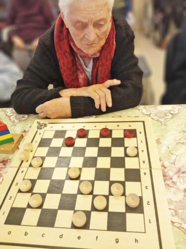 Шашечный турнир (15)