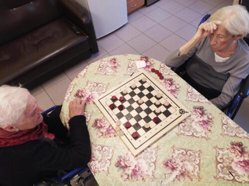 Шашечный турнир (16)