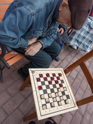 Шашечный турнир (2)