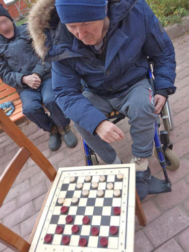 Шашечный турнир (3)