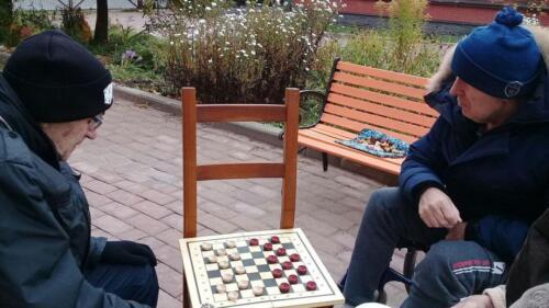 Шашечный турнир (4)