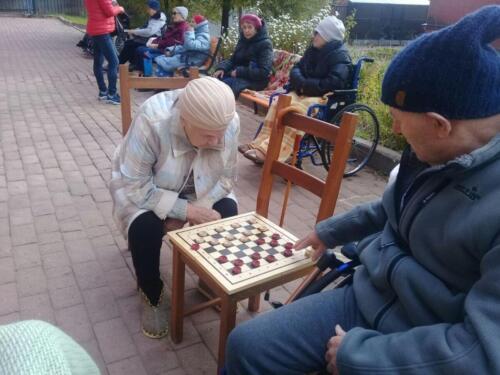 Шашечный турнир (6)