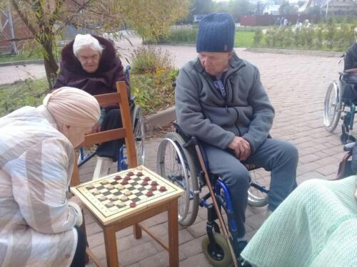 Шашечный турнир (7)