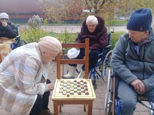 Шашечный турнир (8)