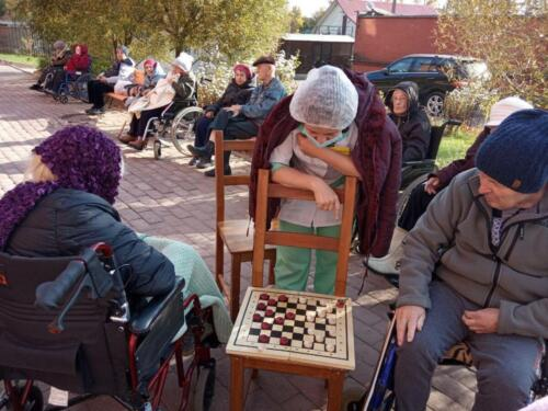 Шашечный турнир (9)